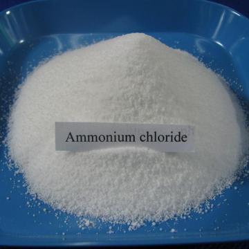 High Quality Ammonium Chloride CAS No. 12125-02-9